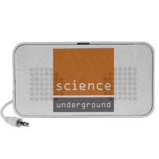 Science Underground Speakers