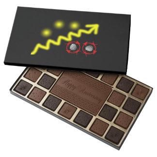 Science Will Set You Free 45 Piece Box Of Chocolates