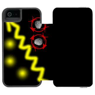 Science Will Set You Free Wallet Case For iPhone SE/5/5s