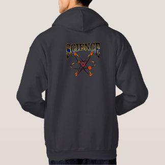 Science with Atomic Symbol Hoodie