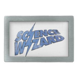 Science Wizard! Belt Buckle