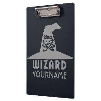 Science Wizard custom color clipboard