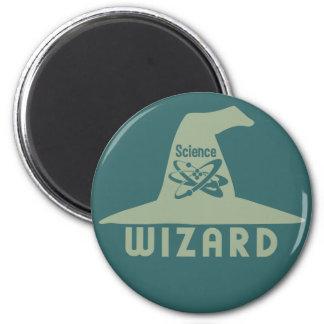 Science Wizard custom magnet