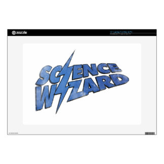 Science Wizard! Decals For Laptops