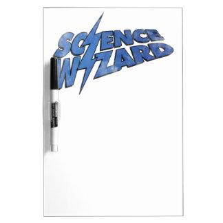 Science Wizard! Dry-Erase Board