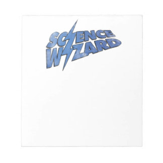 Science Wizard! Notepad