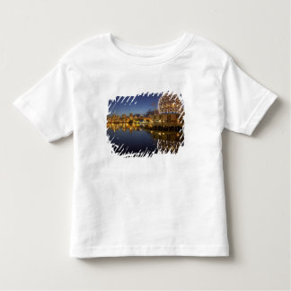 Science World and CBD reflected in False Creek, Toddler T-shirt