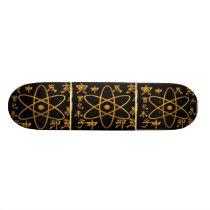 SCIENCE World Skateboard Deck