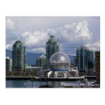 Science World, Vancouver, BC Postcard