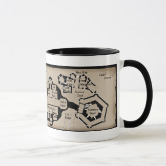 ScienceCastle.com MapMug Mug