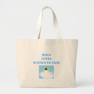 SCIENCEFICTION LARGE TOTE BAG