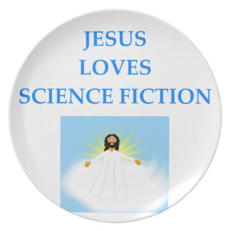 SCIENCEFICTION PLATE