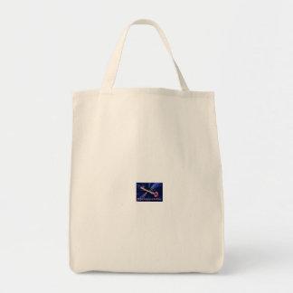 sciencekey logo tote bag