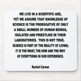 scientific age mouse pad