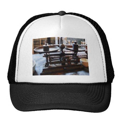 Scientific Balance Beam Trucker Hat