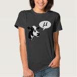 Scientific Cow Goes Mu Tee Shirt