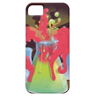 Scientific experiment flask Monster iPhone SE/5/5s Case