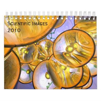Scientific Images Calendar 2010