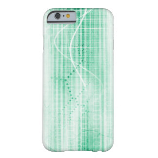 Scientific Research Chart for Medical Sales Art Barely There iPhone 6 Case