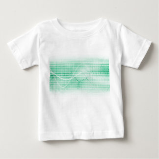 Scientific Research Chart for Medical Sales Art Infant T-shirt