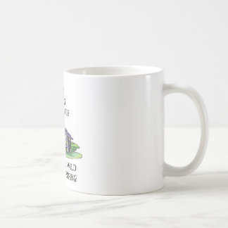 scientific wild assed guessing classic white coffee mug