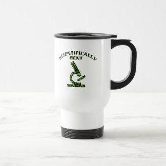 Scientifically Bent Coffee Mugs