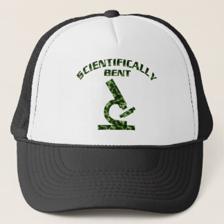Scientifically Bent Trucker Hat