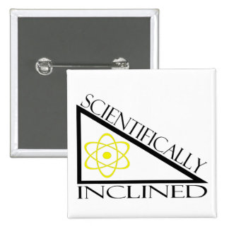 Scientifically Inclined Button