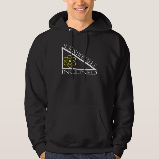 Scientifically Inclined Sweatshirts