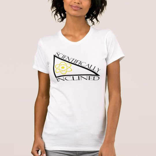 Scientifically Inclined T-Shirt