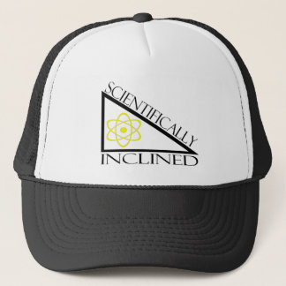 Scientifically Inclined Trucker Hat