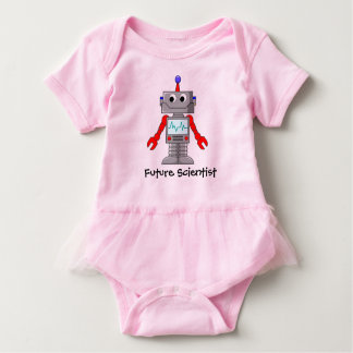 Scientist Baby Bodysuit
