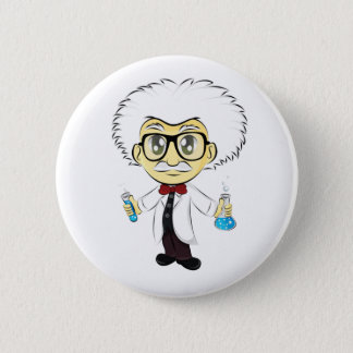 Scientist Button