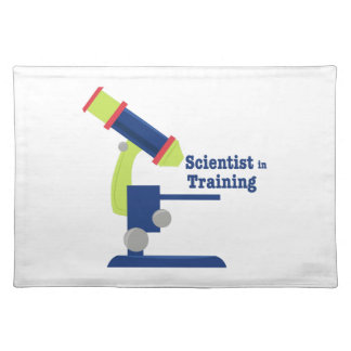 Scientist In Training Placemats