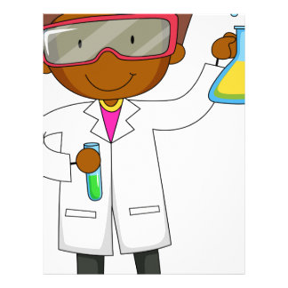 Scientist Letterhead