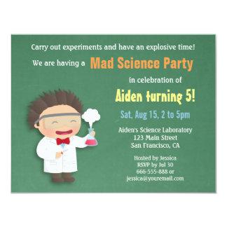 mad scientist invitations  announcements  zazzle, Party invitations