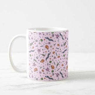 Scientist Mug, Pink Coffee Mug