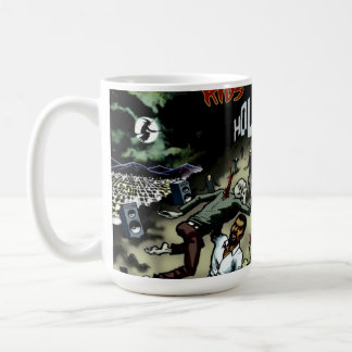 Scientist rids Hollywood of the Curse Mug