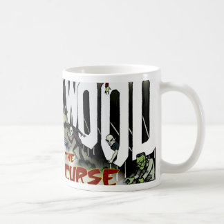 scientist rids hollywood of the Curse Classic White Coffee Mug