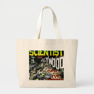 Scientist rids Hollywood of the Curse Products Canvas Bag