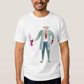 scientist tee shirt