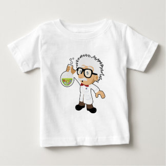 Scientist with beaker t-shirt