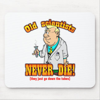 Scientists Mouse Pad