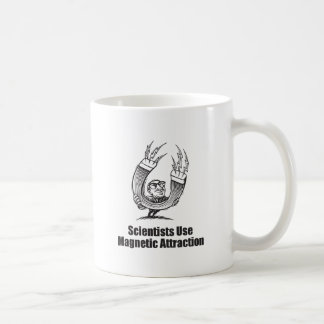 Scientists Use Magnetic Attraction Coffee Mug