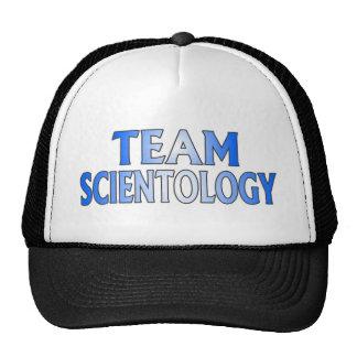 Scientology del equipo gorros