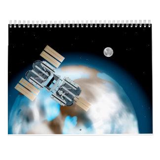 Scifi Calendar 2017