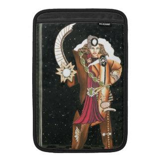 SciFi Fantasy Star Princess Warrior CricketDiane Sleeve For MacBook Air