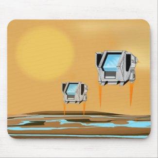 Scifi Mousepad