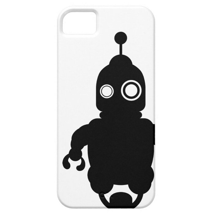 Scifi Robot iPhone 5 Case