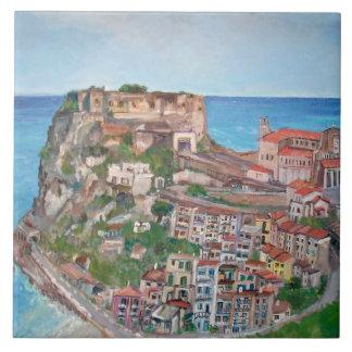 Scilla, Calabria - Tile
